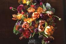 Flower arraangements