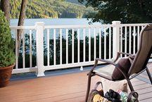 Balcony and Decks