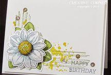 Gorgeous Grunge cards