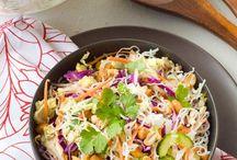 Salads / by Lynette Judd