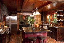 Interior Decor - The Kitchens & Dining Room