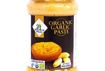 Buy Online 24 Mantra Organic Garlic Paste from USA
