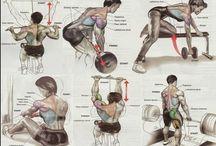 GYM: упражнения