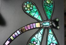 Suncatchers/ornaments /pendants / by Pat Barrows