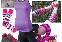 Alice In Wonderland / Race costume ideas