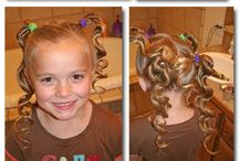 Hairstyles / by Stephanie Studer