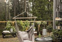 Outdoor - Terrasse + værksted