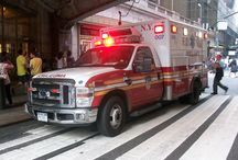 New project fdny ambulance