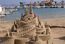 Summertime Fun: Beaches & Sandcastles / by Deb Thompson - Just Short Of Crazy