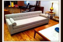 Home Re-imagined / Mid Century Modern, Danish Modern, Uber hip vintage furniture & design.