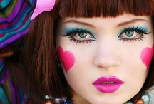 COSTUME &  PARTY MAKEUP