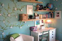 Deco camera mea / Interior decoration