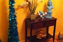 Spa and Salon for the Holidays Rejuvalase Medspa / Photos of our spa and salon decor this holiday