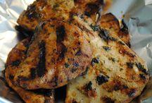 marinades/ grill stuff