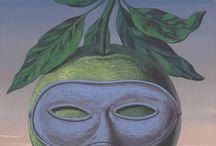 Magritte / tableaux