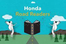 Honda Road Readers