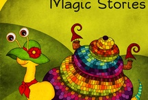 Hortensio and the Magic Stories / Children's Stories, Kids, Magical Tales, Funny Stories