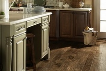 Hardwood Floors / So many styles and textures to choose from.