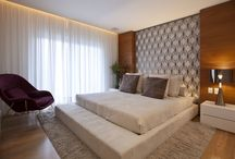 Painel quarto/cama