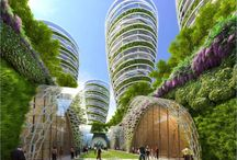 Our eco friendly city