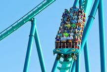 Canada's Wonderland / Travel with McCoy Tours for a fun filled day at Canada's Wonderland.  Trips run every Tuesday, Thursday and Saturday throughout the summer. / by McCoy Tours