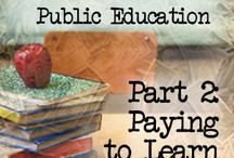 "The Hidden Cost of Public Education / A running series on the hidden costs of public education, something I refer to as ""user fees"". It is a state's responsibility to fund public education. Is Alabama doing it right?"