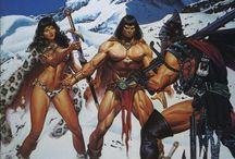 Conan the savage sword