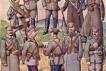 5E-Ejército Ruso 1WW