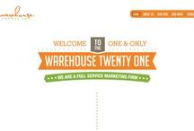 design/website inspiration & faves
