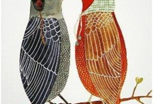 birds / by Linda Pelati