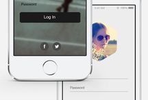 mobile UI/UX