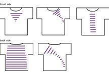 Cut t-shirt styles