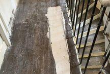 TEXAS Bâtiment : Escalier rénovation