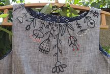 embroidery and other