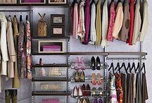 Home for an Aquarius: organizing & storage