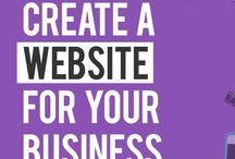 Create a Website / Create a Wordpress or Squarespace Website for your blog or business. website design, how to create a website, how to design a website, creating a website on wordpress, creating a website on squarespace, css tips, html tips, website tips,