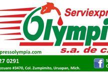 ServiExpressOlympia / Productos y servicios para autos, motos, camiones, trailers, etc www.serviexpresolympia.com Uruapan Michoacán México