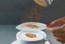 Кофейня еда и фишки
