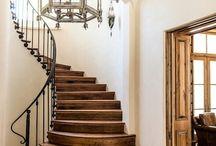Interiors ❉ Stairs & Foyers