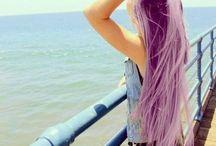 lovely hair..