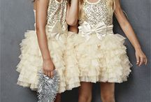 Kids Wedding Outfits / Inspiring kids wedding outfits for flower girls and ring bearers! Being amongst the prettiest happenings in a wedding, make sure they look perfectly pretty too.