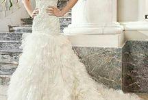 wending dress