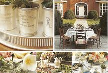 tablescape / by Jordan Grantham / The Happy Homebodies