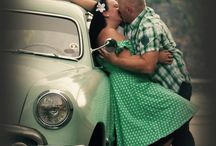 Rockabilly Couple shoot ideas