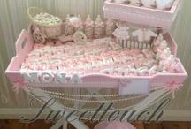Girls chocolate arrangment