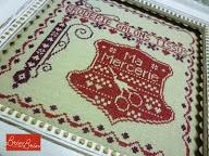 Embroidery: la broderie française