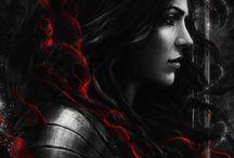 Warriors / Warrior men and women