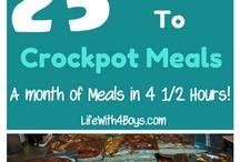 Food - Crock pot