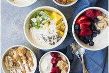 Breakfast healthy style