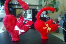 San Valentino amore crochet